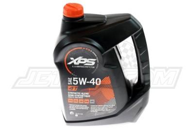 Oil, semi-synthetic