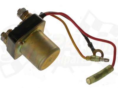 Starter relay, switch magnetic solenoid