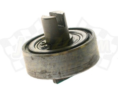 Oil pump damper assy