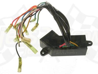 Control unit electric, trim