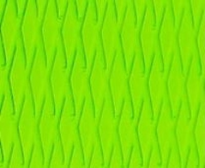 "Mat sheet ""Diamond style"" lime green"