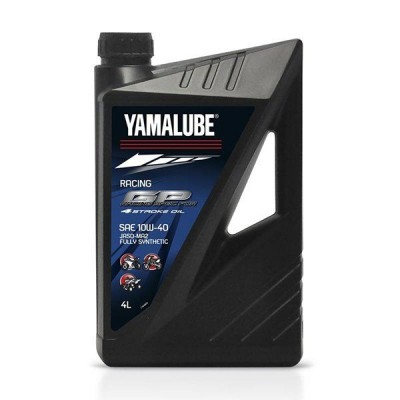 Yamalube Oil SAE 10W-40 Semi Synthetic (4 Ltr.)