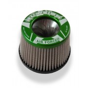 Air cleaner / air filter / flame arrester green