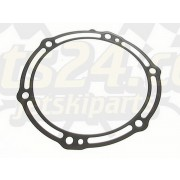 Pipe, outer exhaust cover gasket