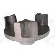 Coupler, flange coupling (drive 24 mm)