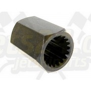 Drive shaft holding tool (20 mm spline)