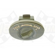 Key / latch, cover tank cap