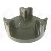Coupler, flange coupling (engine)