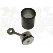 Compressor, sleeve & piston