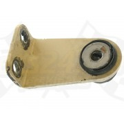 Pipe, muffler support 10 mm