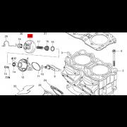 Exhaust valve cover