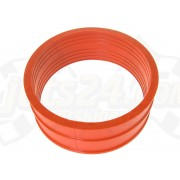 Exhaust coupler hose