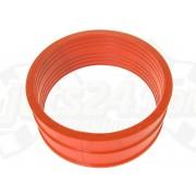 Exhaust coupler hose