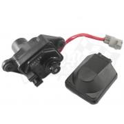 YPVS servo motor, exhaust valves