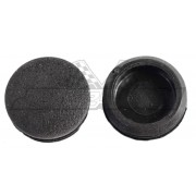 Handlebar grip cap (black)