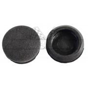 Handlebar grip cap (black)