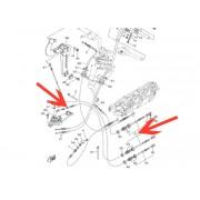 YTS Trim Cable, Nozzle Control 3