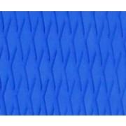 "Mat sheet ""Diamond style"" royal blue"