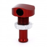 Bypass fitting 90° 3/8 red