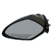 EX DeLuxe 2018 LH Mirror F3Y-U596B-10-00, RH Handlebar grip F2S-U155D-03-00