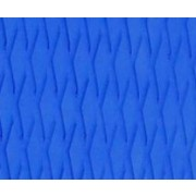 "Mat sheet ""Diamond style"" royal blue"