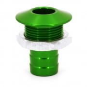 Bilge fitting (straight) green