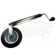 Trailer jockey wheel 48 mm tube